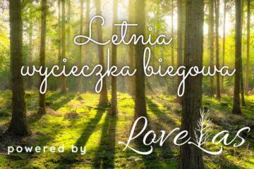 wycieczka biegowa Love'Las